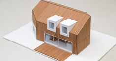 Das Modell vom Designhaus design.170 #architektur #designhaus Design, Home Decor, Scale Model, Architecture, Decoration Home, Room Decor, Home Interior Design, Home Decoration