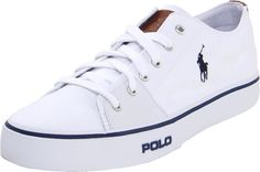 Polo Canvas Sneakers for Women | Polo Ralph Lauren puts its distinctive stamp on a minimalist sneaker ...
