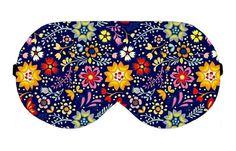 Colorful Flower Flora Floral Star wars Sleep Eye Mask Masks Sleeping Night Blindfold Travel kit Eyes cover covers patch wear Slumber Eyewear by venderstore on Etsy