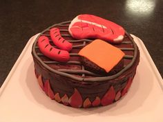 BBQ Lover cake