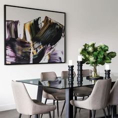 Dining Table Centrepiece Ideas for All Tables - TLC Interiors