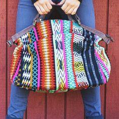 Boho Gypsy Shambala Tote 7 - the multitasking crossbody boho purse