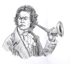 Beethoven; the Deaf Musician