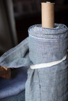 dressweight linen from merchant and mills