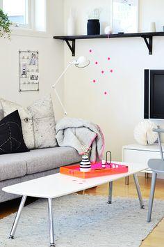 KROnPRINSESSENE: Norwegian living room | Norske stuer #livingroom #stue #scandinavian #skandinavisk