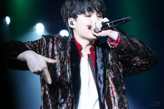 Suga ❤ BTS THE WINGS TOUR~ 2017 BTS Live Trilogy Episode lll In Chicago, USA~ (170329) #BTS #방탄소년단