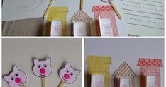 Lifestyle blog showcasing craft tutorials, holiday fun, party planning, recipes, DIY projects, travel tips, and more. Easy & inexpensive family fun. Three Little Pigs Story, Craft Tutorials, Diy Projects, Number Crafts, Holiday Fun, Party Planning, Lifestyle Blog, Travel Tips, School