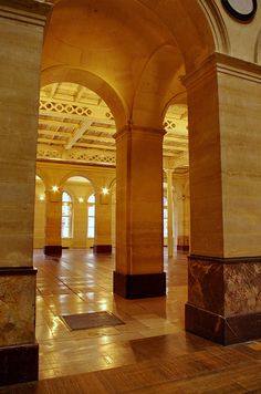 Brongniart Palace, 28 place de la Bourse, Paris II