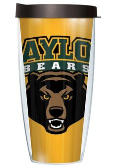 Baylor Bears Big Log