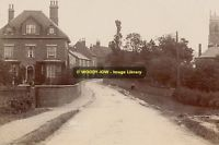 rp10372 - Sileby Village , Leicestershire - photograph 6x4