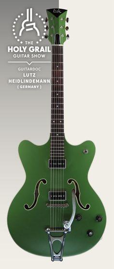 Exhibitor at The Holy Grail Guitar Show 2014: Lutz Heidlindemann, GUITARDOC, Germany  http://www.guitardoc.de https://www.facebook.com/guitardoc.berlin http://holygrailguitarshow.com
