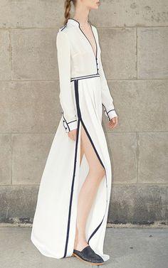 Russel Silk Gown by GABRIELA HEARST for Preorder on Moda Operandi