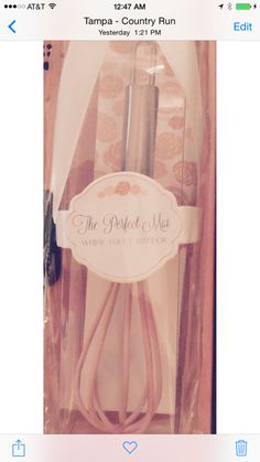 Free Giveaway: PERFECT PINK MIX WHISK   Enter Here: http://www.giveawaytab.com/mob.php?pageid=837758066282085