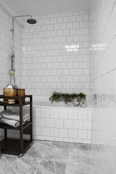 Bathroom design tips, White tiles in your bathroom blend excellently with vibrant wall colors. To make the tiles pop, take into consideration painting blues, or bright green. In addition, it a simple thing to modify within the look at a later time. Scandinavian Bathroom Design Ideas, Marble Bathroom, Marble Bathroom Floor, Bathroom Floor Tiles, Scandinavian Bathroom, Beautiful Bathrooms, Bathroom Flooring, Tile Bathroom, Bathroom Trends