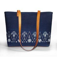 Veľká Kráska - rifľovo kožená kabelka - Cikcak Louis Vuitton Monogram, Pattern, Bags, Fashion, Handbags, Moda, Fashion Styles, Patterns, Model