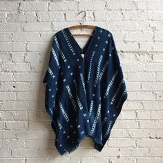 shop our one of a kind pieces lovingly crafted from handwoven vintage textiles. ikat, indigo, jamdani, shibori and more. Ankara Blouse, Tie Dye Crafts, Tie Dye Shirts, Kimono Jacket, Shibori, New Outfits, Boho Fashion, Indigo, Clothes For Women