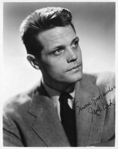 JACK LORD (1920 - 1998)  (Hawaii 5-0, Stoney Burke & offered the role of James T. Kirk in the original Star Trek Series - turned it down because he didn't want to leave Hawaii