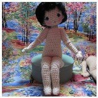 Amigurumi Human Doll : 1000+ images about Flower granny squares on Pinterest ...