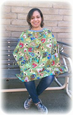 Hey, I found this really awesome Etsy listing at https://www.etsy.com/listing/181776831/breastfeeding-nursing-covers-dino-green