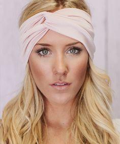 soft cotton jersey headband