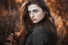 Photo Anastasia by Maksim Mashnenko on Portrait Inspiration, Female Portrait, Anastasia, Her Hair, Redheads, Portrait Photography, Photography Ideas, My Photos, Photo And Video