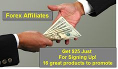 Forex Affiliates: $25 Instantly When Register As Expert4x Affiliate