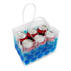 Never show up at a party with your drinks at the wrong temperature again. These chiller bags also make a excellent gifts.