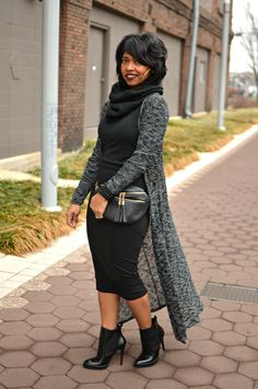 "Switch It Up: All Black ~ ""Sweenee Style"""