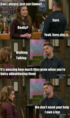 "#BabyDaddy 5x07 ""The Return of the Mommy"""