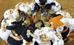 Texas Longhorn Softball - currently #6 in the country!