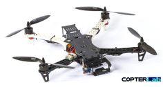 Quadcopter Black MAMBA FPV