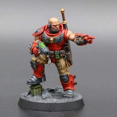 Space Wolves, Warhammer 40k Miniatures, Fantasy Miniatures, Mini Paintings, Warhammer 40000, Space Marine, Rogues, Marines, Cool Art