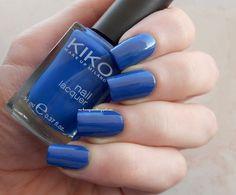 Kiko 519 Blu Cobalto (untried)