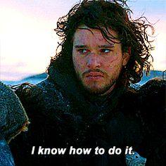 'Game Of Thrones' Is Back ... So Enjoy 20 GIFs Of Kit Harington