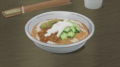 Anime Food — Sakura Quest - Episode 9