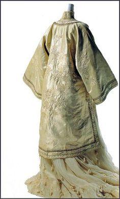 Халат «Такасимая» около 1904 – 1908 гг