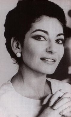 Maria Callas...her life was as tragic as any role she sang..