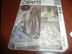 Pillowcase Doll Sewing Patterns,6 Pillowcases,2 Pillowcase Doll Kits