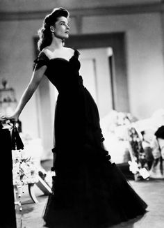 Kate the Great!  Katharine Hepburn.  Loved her style from youth til the end