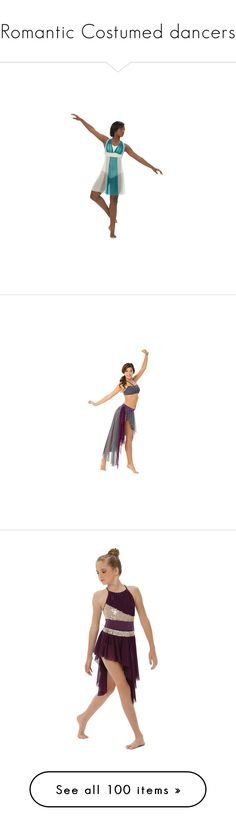 """""""Romantic Costumed dancers"""" by kristie-miles ❤ liked on Polyvore featuring dance, sport, costumes, ballerina halloween costume, ballet costumes, ballerina costume, ballet halloween costumes, dance costume, purple halloween costumes and purple costume"""