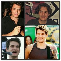 So what, so I've got a smile on. John Mayer (created with Photogrid by me)
