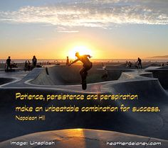 Motivational Quote: Success, Napoleon Hill