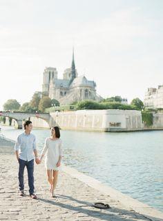 Paris Prewedding, KC Professional Photography, film photography, analogue photography, Fuji 100H, Contax 645