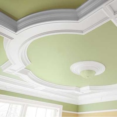 Ceilings are just another wall!   #johnstonpaintingco