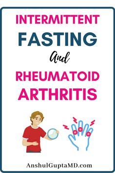 Rheumatoid Arthritis Medications, Exercise For Rheumatoid Arthritis, Rheumatoid Arthritis Awareness, Inflammatory Arthritis, Rheumatoid Arthritis Treatment, Arthritis Pain Relief, Arthritis Remedies, Back Pain Remedies, Intermittent Fasting