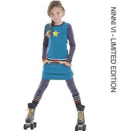 Ninni Vi Limited Edition - Ninni Vi legging met een all over sterren print - NummerZestien.eu