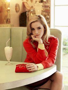Emma Watson for InStyle UK (2007)