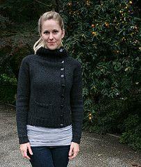 Ravelry: Nyx Cardigan pattern by Hilary Smith Callis