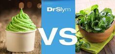 Stimmt es oder stimmt es nicht, dass gleichfarbige Lebensmittel gleich viel Kalorien enthalten?