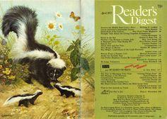 Readers Digest, Vintage Pictures, Vintage Art, Illustration Art, Cover, Animal Kingdom, Stars, Illustrations, Sterne
